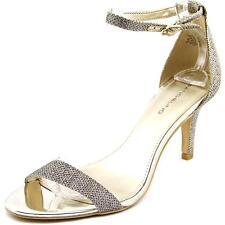 Pump, Classic Medium Width (B, M) Width Slim Heel Synthetic Heels for Women