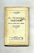 San Leonardo da Porto Maurizio # IL TESORO NASCOSTO # SEI 1930