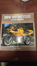 BMW Motorcycles The New Generation by Udo Riegel 1999 Softcover Book Rare