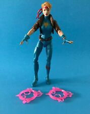 MARVEL LEGENDS RETRO X-MEN DAZZLER LOOSE COMPLETE