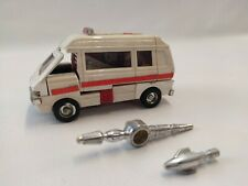 TRANSFORMERS G1 RATCHET Autobot Generation 1 1984 with weapons