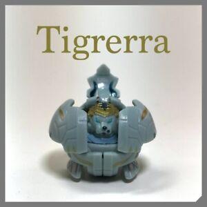Bakugan Battle Brawlers~ Classic B1 Haos Gray Tigrerra 520G & Cards