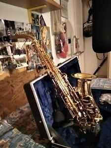 Sassofono Contralto Amati Kraslice aas32 usato poco e in buone condizioni