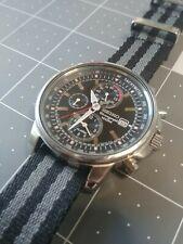 Seiko Chronograph 7T62-0GZ0 - Japanese Quartz Men's Watch