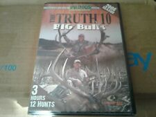 "Primos ""The Truth 10 Big Bulls"" DVD brand new factory sealed"