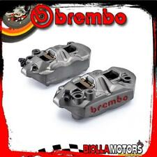 220a39710 Étriers de frein Radial BREMBO M4 Ø34 Kawasaki ZX 10 R 2006- Ø320 Ava