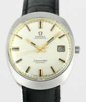 Mint Vintage OMEGA Seamaster Cosmic Automatic Date Cal 565 Mens Wrist Watch 1968