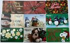 9 Walmart Christmas Holidays Empty Gift Card Collectible Lot USA New For Sale