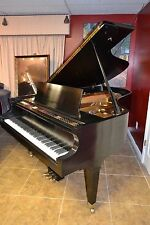 Baldwin 7' Model SF10 semi concert grand piano (watch video w/Yamaha c7 HQ mics)