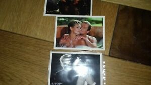 Dangerous Liaisons Trading Cards promo set P1,P2 and P3