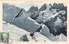 MASSIF DU PELVOUX le glacier des agneaux la grande ruine timbrée 1924