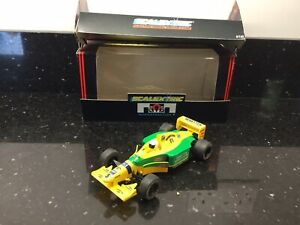 Scalextric Ford Benetton Formula 1 Racing Car