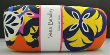 Vera Bradley Sunglasses Case RIO Pattern Large Padded Hard Shell NEW