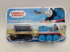 THOMAS & FRIENDS ROCKET THOMAS METAL ENGINE NEW FREE SHIPPING