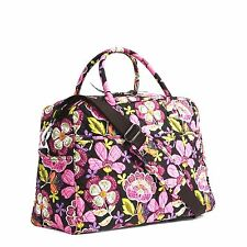 Vera Bradley Cotton Weekender Duffel Gym Bags For Women