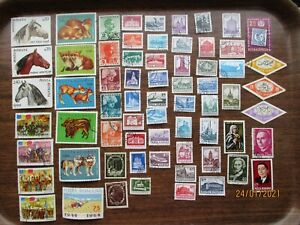 65  ROMANIA  STAMPS (lot A)