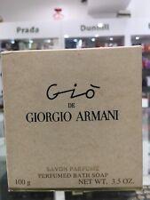 GIO DE GIORGIO ARMANI PERFUMED BATH SOAP 100 G