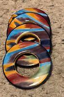 Tabletops MADRID Napkin Rings Set of 4