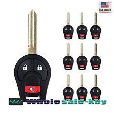 LOT OF 10 Keyless Entry Remote Ignition Car Key 3 Button For CWTWB1U751
