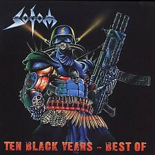 Sodom - Ten Black Years [New CD]