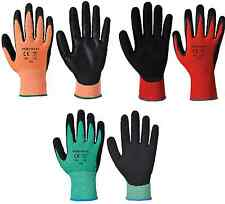 Portwest Cut Resistant Nitrile Foam Safety Hand Protection Gloves 72 & 144 PCS