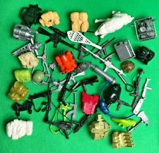 Vintage GI Joe 1985 weapons guns backpacks helmets accessories lot YOU PICK ARAH
