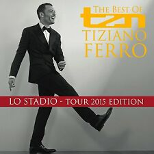 TZN (The Best Of Tiziano Ferro) ( 4 CD + DVD - Compilation - Live )