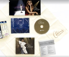JAPAN HANDKERCHIEF+ BLU SPEC CD w BONUS THE BEST SO FAR 2018 TOUR ED CELINE DION