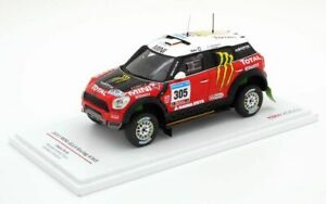 Mini Countryman All4 Racing, Monster, #305, Dakar Rally, 2011, TSM.