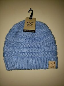 Assorted Toddler CC Knit Beanie