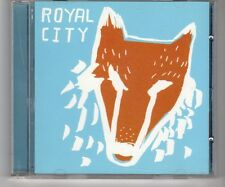 (HK28) Royal City, Alone At The Microphone - 2003 CD
