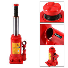 5 Ton Hydraulic Bottle Jack Lifting Repair Tool for Car Boat Caravan Red