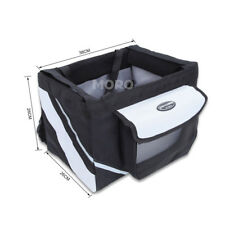 UK Ship Pet Dog Puppy Cat Travel Carry Bag Carrier for Bike Bicycle Front Basket