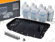 ZF Ölwechsel Ölwanne mit Filter Dichtug Schrauben Ölablass + 7L LifeGuardFluid6