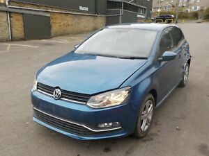 66 plate Volkswagen polo Match 1.0  salvage light damaged