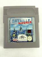 Jeu Nintendo Game Boy en loose VF  Bataille Navale  FRA  Envoi rapide et suivi