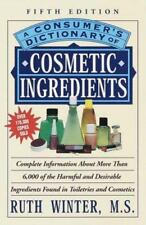 A Consumer's Dictionary of Cosmetic Ingredients-ExLibrary