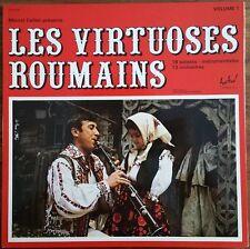 Vinyl - Marcel Cellier Présente – Les Virtuoses Roumains - Vol. 1 - LP Vinyl 33T