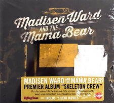 Madisen Ward And The Mama Bear ‎CD Skeleton Crew - USA (M/M - Scellé)