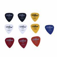 Alice 10x Plettro Accessori per Chitarra chitarra pick 0.58 mm O7I5