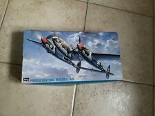 Maquette 1/48 P-38F/G/H Lightning Beautiful Lass Hasegawa
