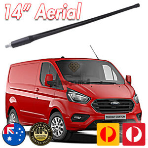 FOR FORD TRANSIT CUSTOM ANTENNA / AERIAL LONG 14 INCH