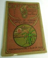 University Guatemala 1930 Summer Courses For Foreign Students Photo Illustrated