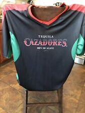 Cazadores Tequila Mens Soccer Jersey Shirt, De Agave, Size L 22