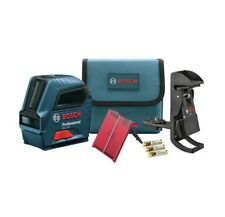 Bosch 50ft Self Leveling Cross Line Laser Level GLL 50 Package