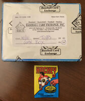 (1) 1980 Topps NHL Hockey Wax Pack of Cards-BBCE-Box-Gretzky 2nd Yr?-Bourque RC?