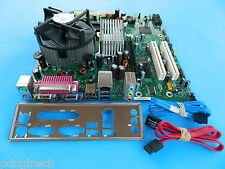 Intel D66165-502 LGA775 Dual Core 1.8GHZ  Motherboard w 1 SATA I/O Heat S/Fan