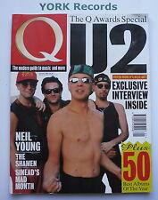 Q MAGAZINE - Issue 76 January 1993 - U2 / Neil Young / The Shamen / Q Awards