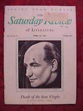 Saturday Review April 12 1947 HENRY MORTON ROBINSON +++