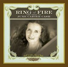 June Carter Cash Ring Of Fire...The Best Of June Carter Cash CD'' LIKE NEW